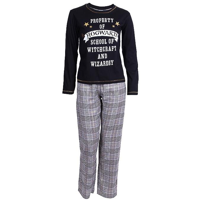 Harry Potter - Pijama - para Mujer Negro 34-36