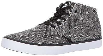 a4d11542 Amazon.com: Quiksilver Men's Shorebreak Mid Skateboarding Shoe: Shoes