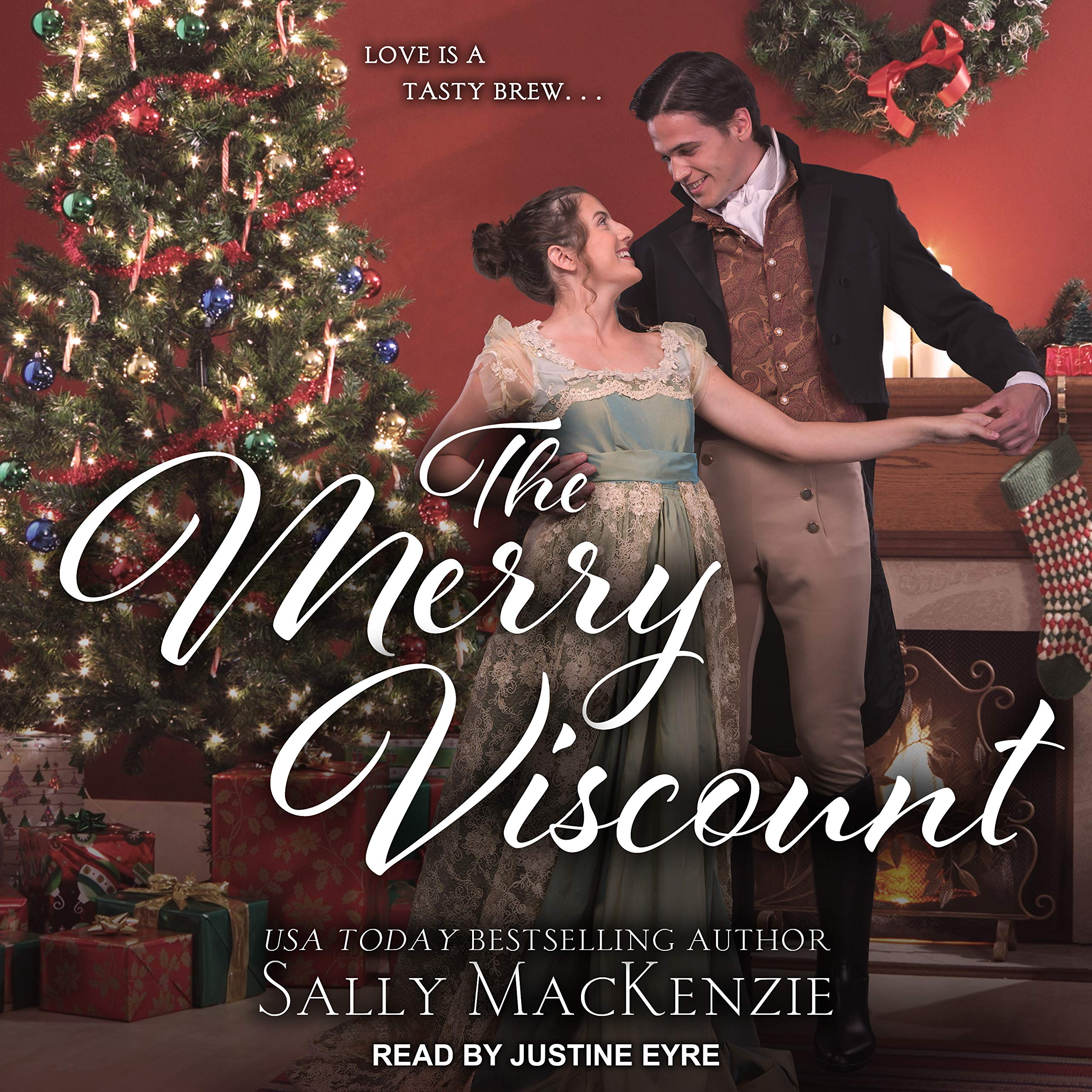 The Merry Viscount (Widows Brew) by Tantor Audio