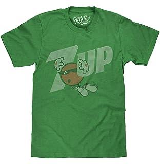 Amazon.com  Tee Luv Orange Crush T-Shirt - Vintage Crush Soda Logo ... 4e8fe11f4