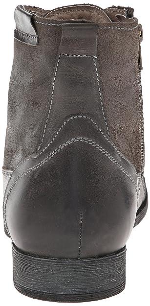 57c145123f6 Steve Madden Men's Triggah Combat Boot, Grey Multi, 7 M US: Buy ...
