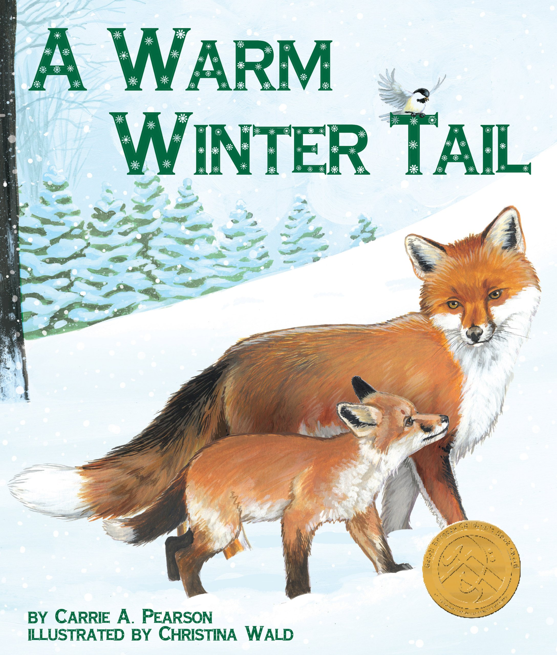 Amazon A Warm Winter Tail 9781607185383 Carrie A Pearson