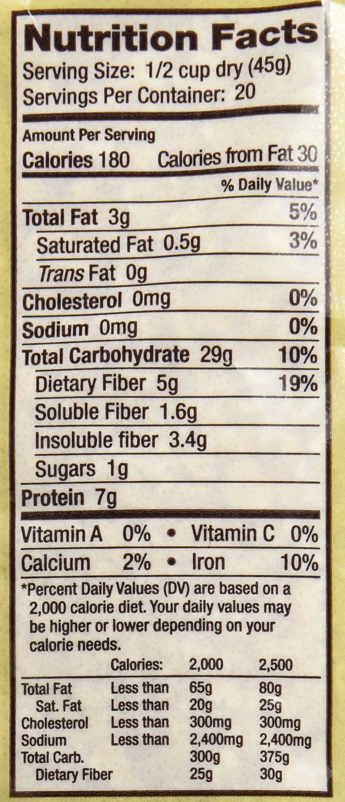 Bobs Red Mill Gluten Free Quick Cooking Oats, 2.13 Pound by Bob's Red Mill (Image #2)