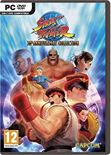 Street Fighter 30th Anniversary Collection (PC DVD) (New)