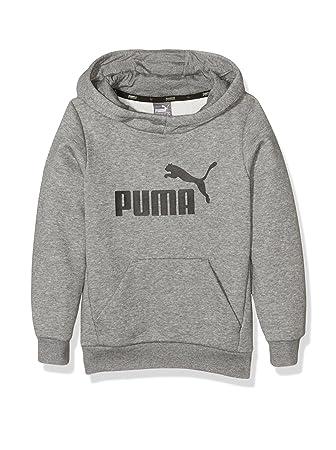 Puma Kinder Pullover ESS No.1 Hoody FL Sweatshirt  Amazon.de  Bekleidung 411e190a1e
