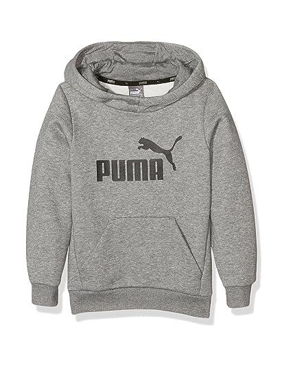 großer Verkauf 376b6 6ef63 Puma Kinder Pullover ESS No.1 Hoody FL Sweatshirt