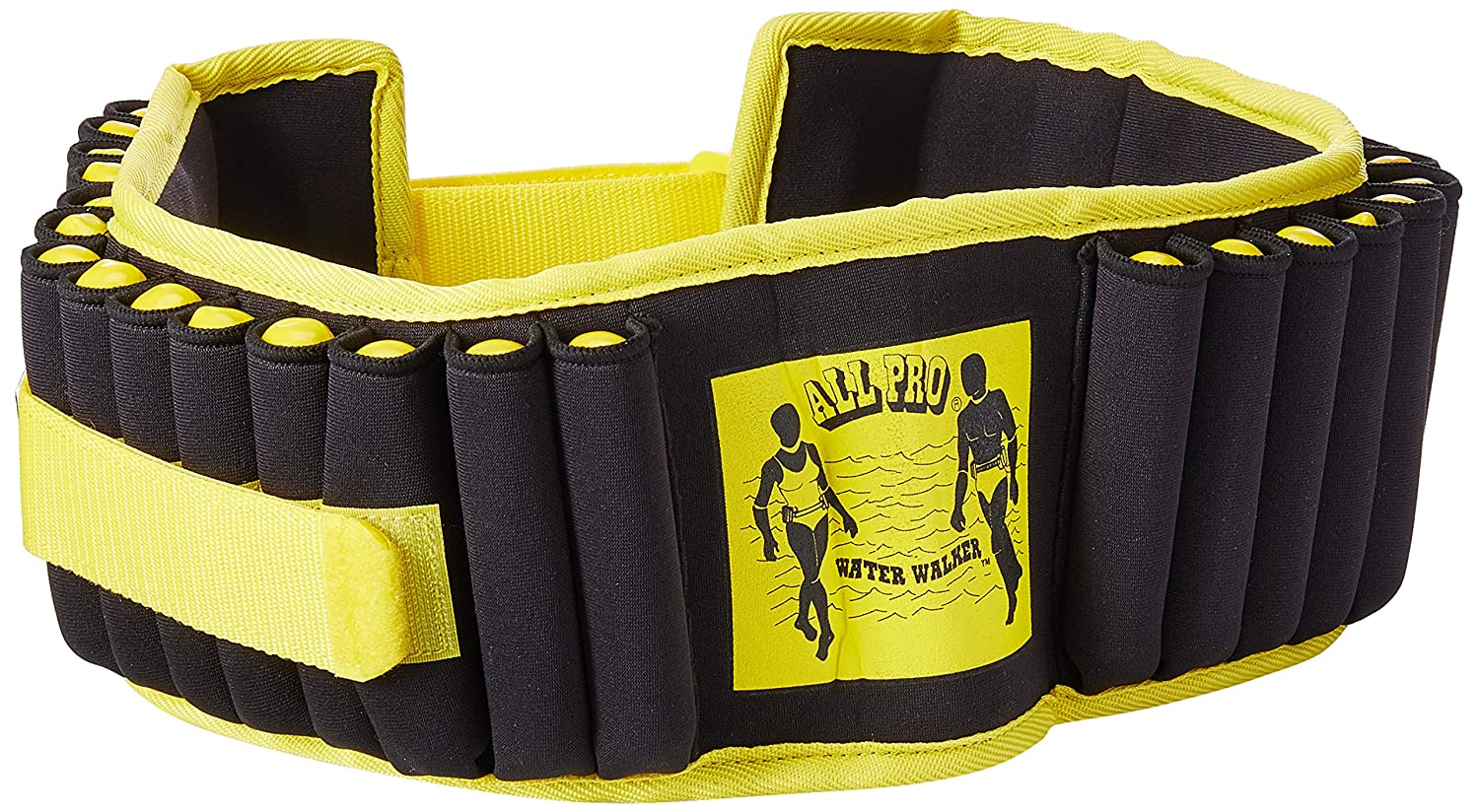 All Pro Weight Adjustable Water Walker Aquatic Exercise Belt, 10-Pound BW1580