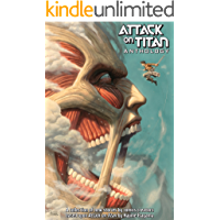 Attack on Titan Anthology book cover