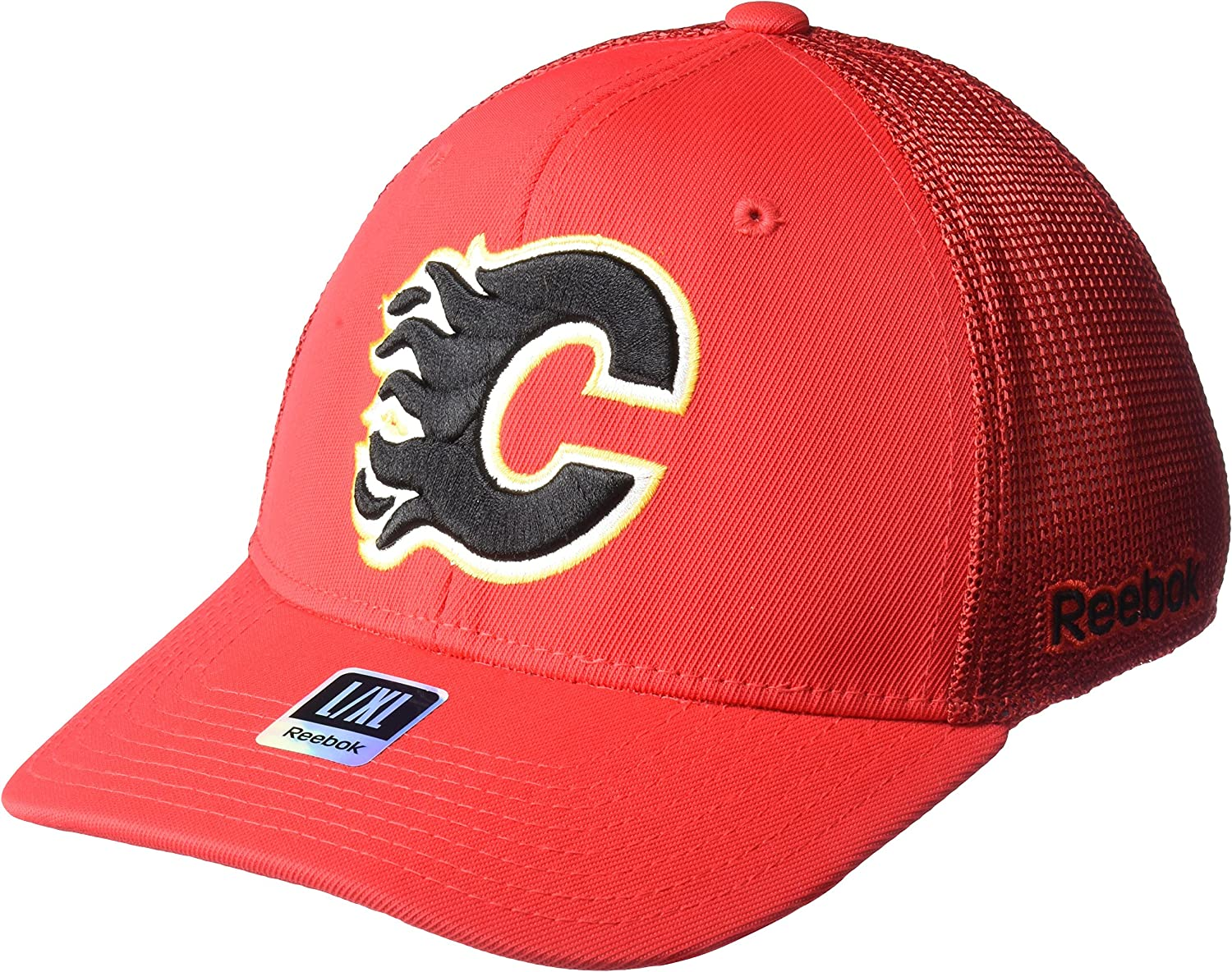 NHL Mens SP17 Trucker Structured Flex Cap