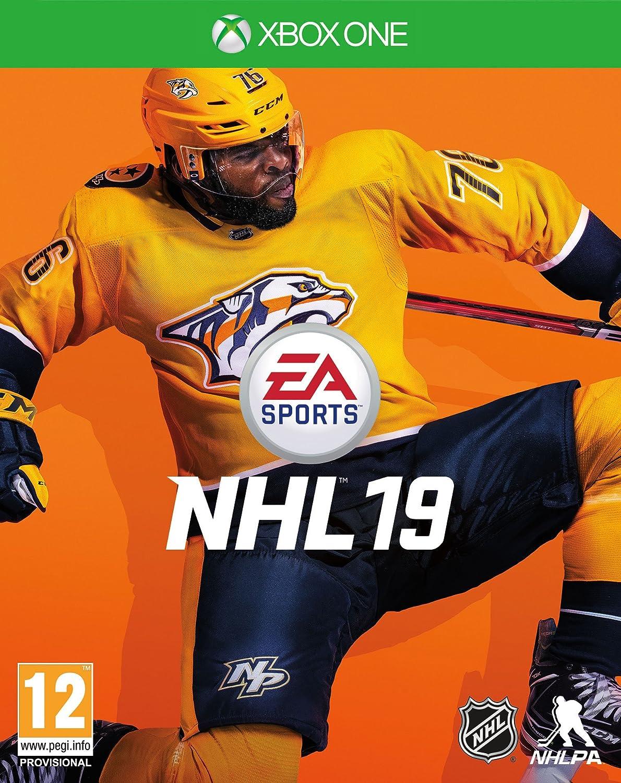 NHL 19 - Xbox One [Importación inglesa]: Amazon.es: Videojuegos