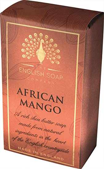 Amazon Com The English Soap Company Pure Indulgence African