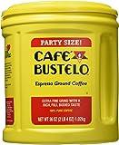 Café Bustelo Espresso Coffee, 36 Ounce (Pack of 6)