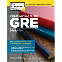 Verbal Workout for the Gre, 6th Edition: 250+ Practice Questions with Detailed Answer Explanations