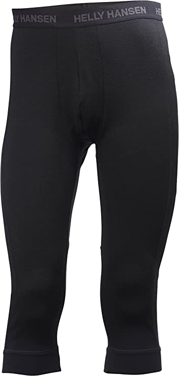 Helly Hansen Mens Lifa Merino poids pantalon pantalon noir sport
