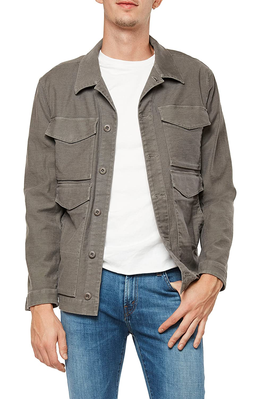 [ジェイブランド] メンズ ジャケットブルゾン J Brand Kraeton Jacket [並行輸入品] B07C2H5KWB X-Large