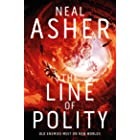 The Line of Polity (Agent Cormac Book 2)