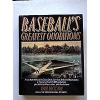Baseballs Greatest Quotatons