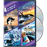 4 Film Favorites: Free Willy 1-4 Collection (Bilingual)