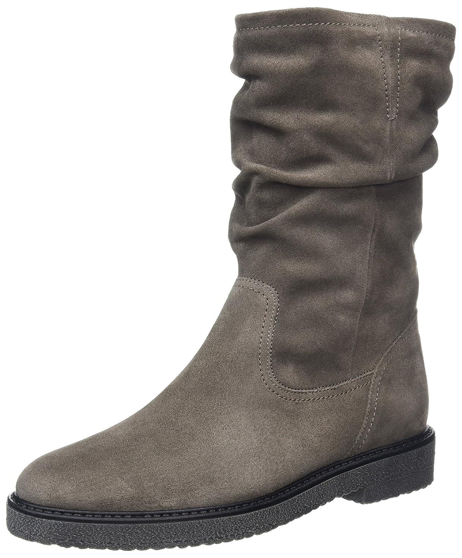 Gabor Damen Fashion Stiefel, Stiefel, Fashion Braun (Wallabyanthrazit) 5ec375
