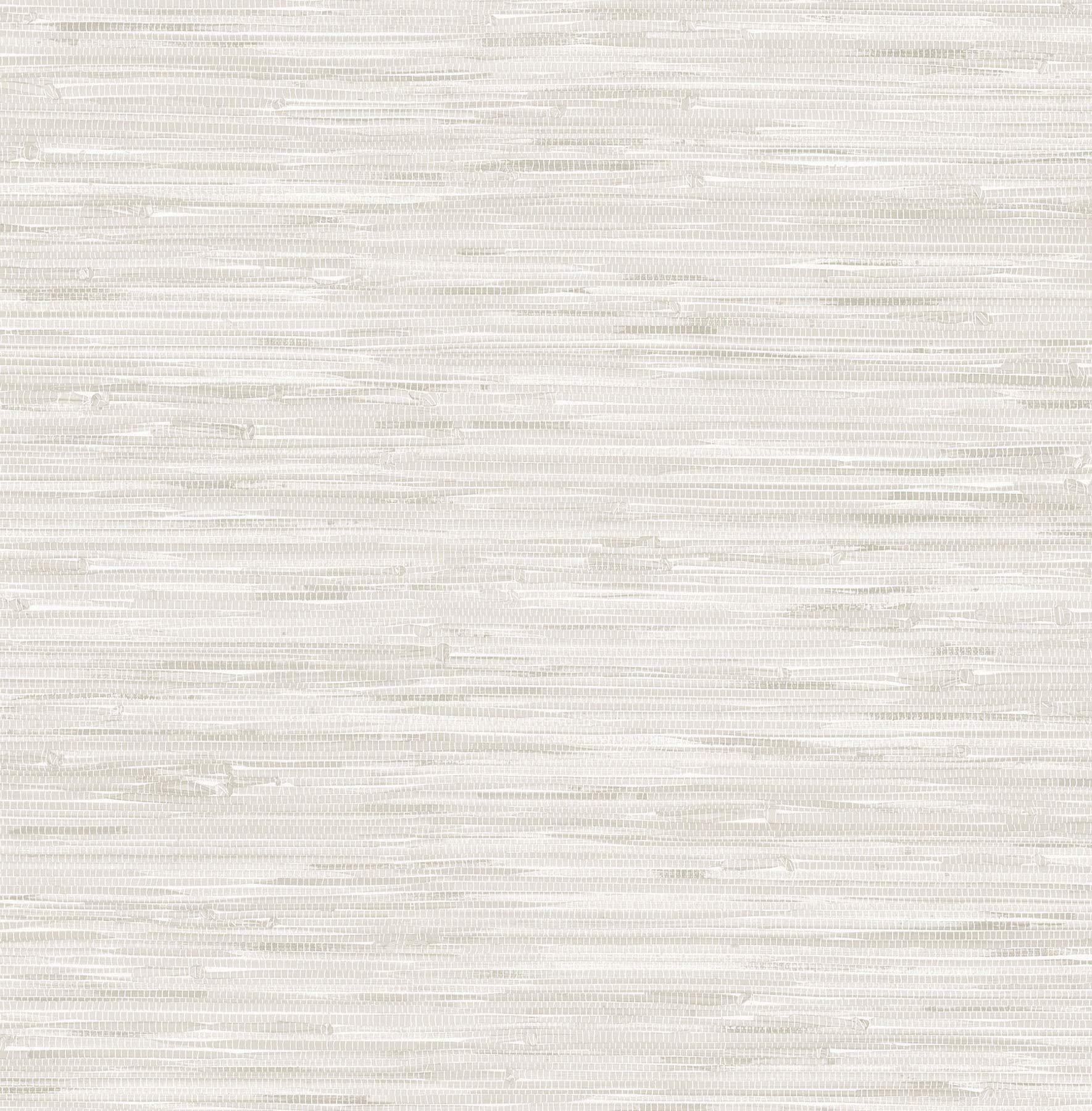 WallPops NU2875 Grassweave Cream Peel and Stick Wallpaper, Neutral by Wall Pops