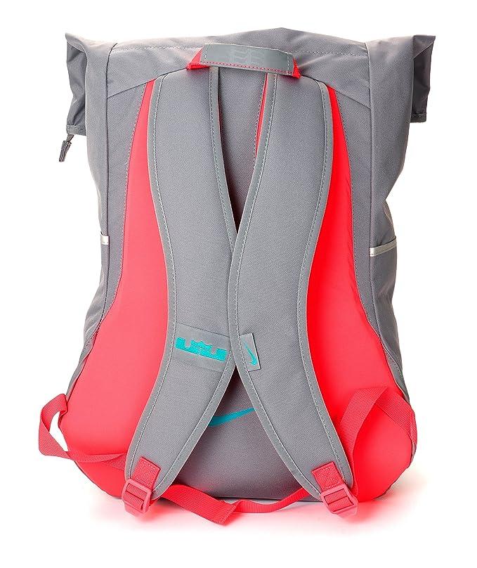 f91808468e4c Amazon.com  Nike Lebron James Ambassador Laptop Basketball Backpack  BA4750-013  Sports   Outdoors