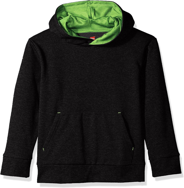 Hanes Boys' Big Tech Fleece Pullover Raglan Hoodie