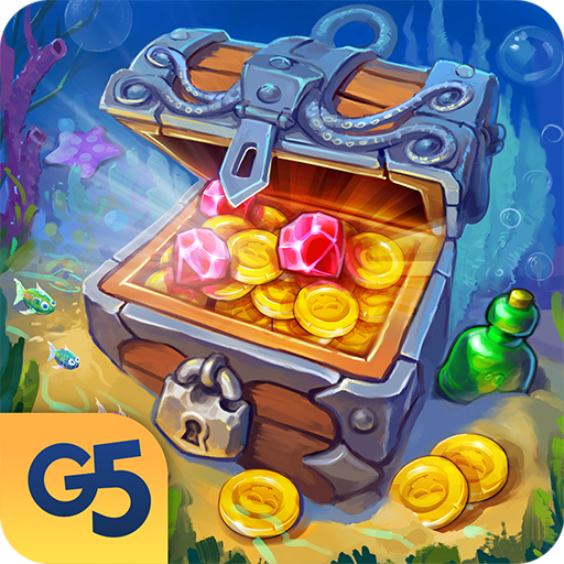 Pirates   Pearls  A Treasure Matching Puzzle