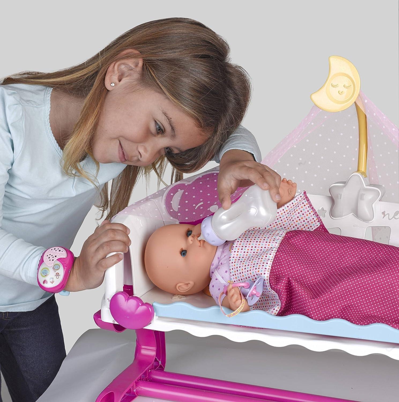 Nenuco- Dormi con Me con Baby Monitor, 700014485: Amazon.it