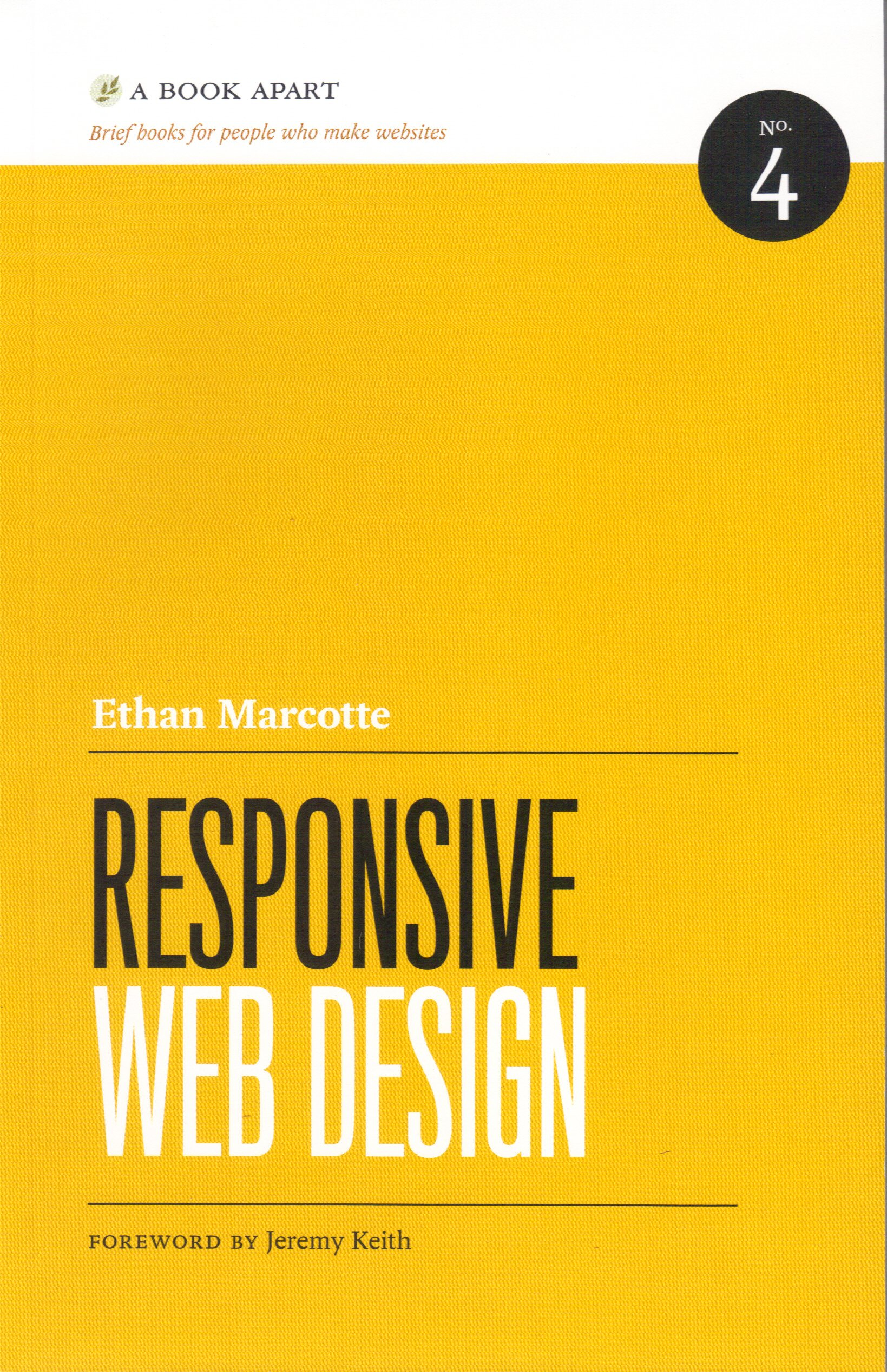 Responsive Web Design Brief Books For People Who Make Websites   Responsive  Web Design A Book