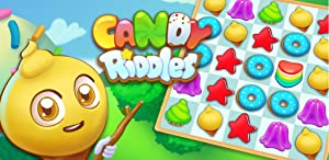 Candy Riddles: Free Match 3 Puzzle from Clever Apps Pte. Ltd.