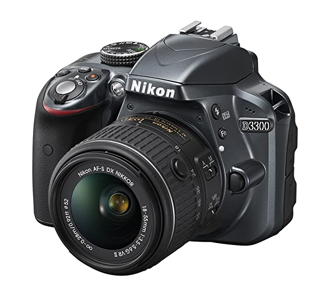 Amazon.com: Nikon D3300 Digital SLR: Camera & Photo