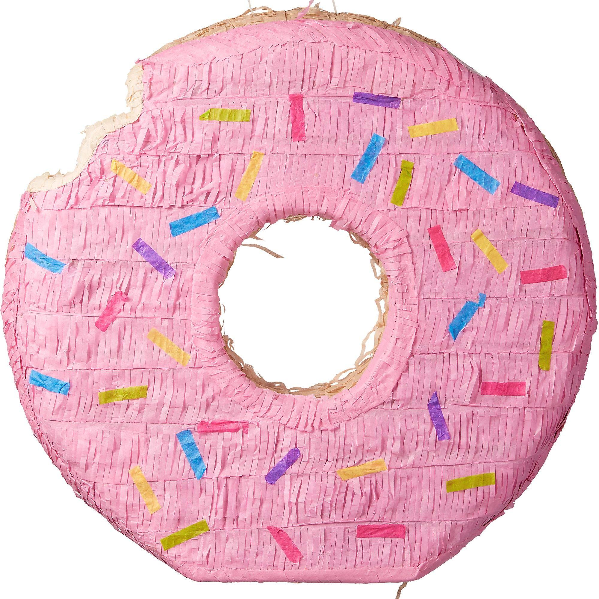 Pink Donut Pinata (1) by Ya Otta Pinata