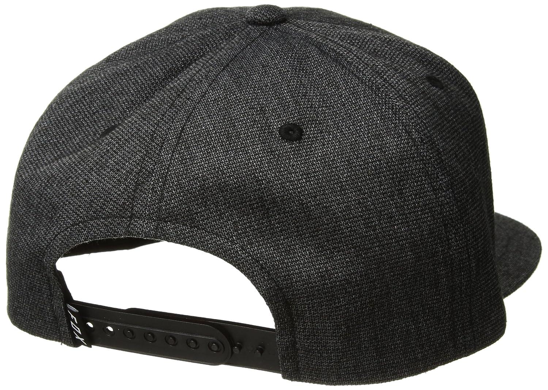 a73f4042a67a8 Hats   Caps Fox Mens Legacy Snapback Hat Black OS 21412-001