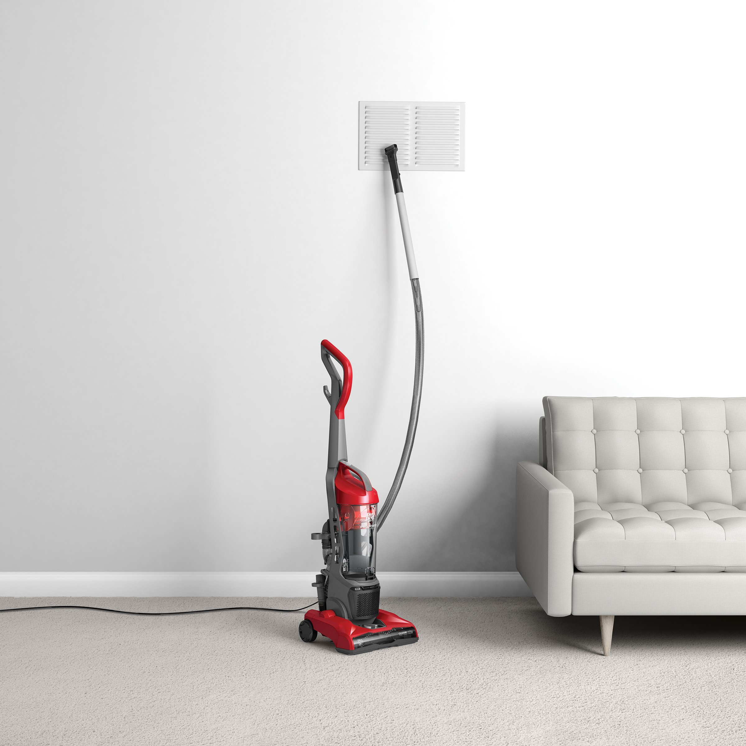 Dirt Devil Vacuum Cleaner Pro Power Bagless Corded Upright Vacuum UD70172 by Dirt Devil (Image #4)