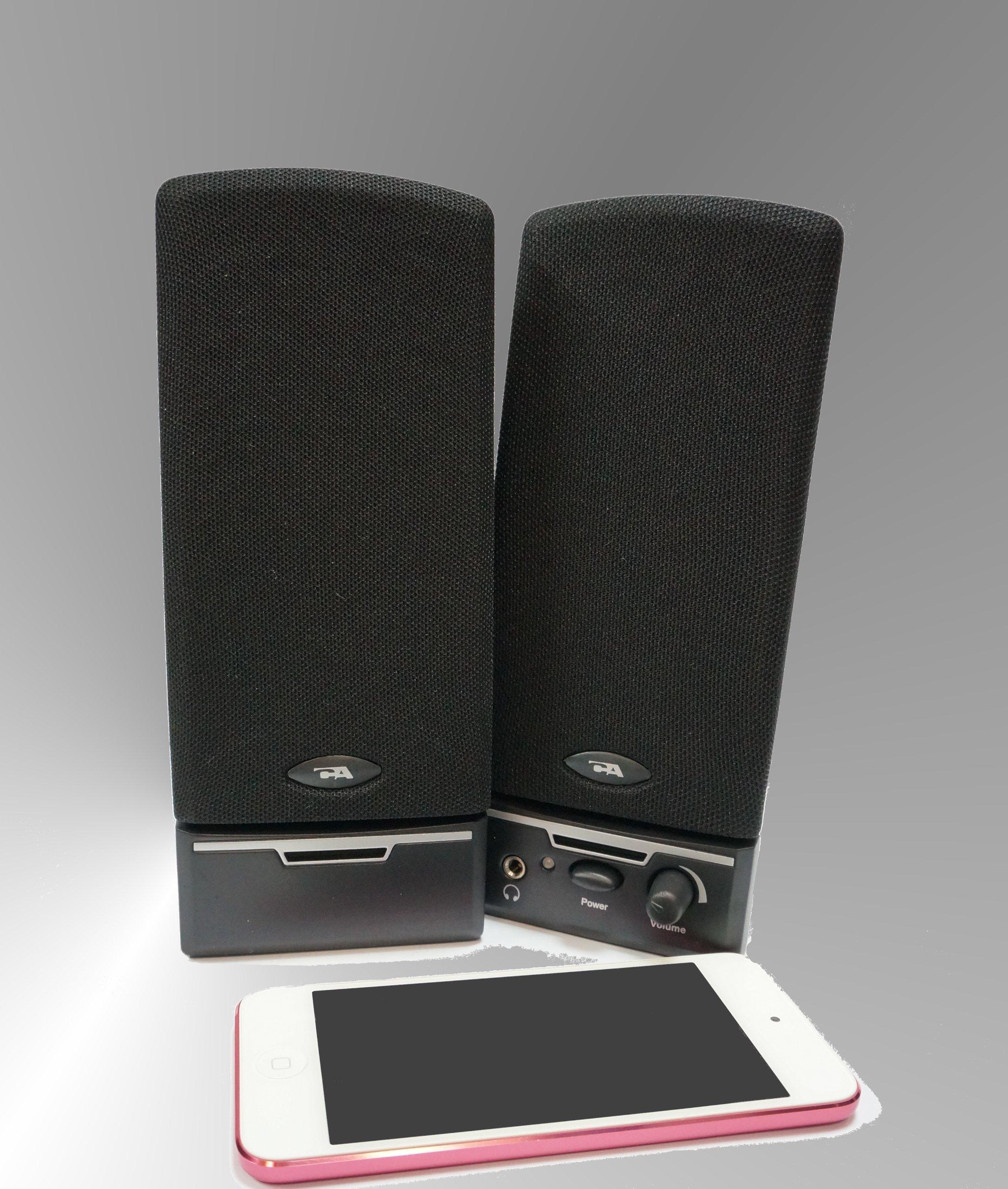 Cyber Acoustics CA-2014 multimedia desktop computer speakers by Cyber Acoustics (Image #8)