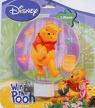 Amazon.com: Winnie the Pooh Luz Nocturna (a): Baby