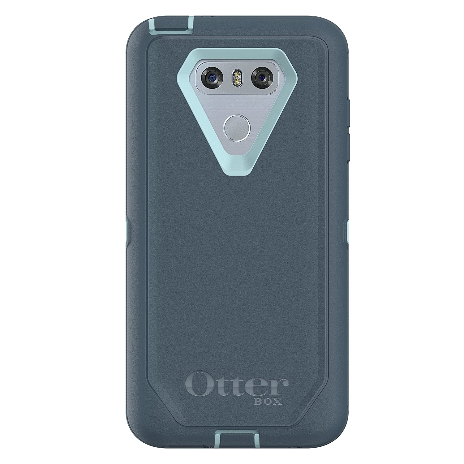 big sale ac7fc 4d92a OtterBox DEFENDER SERIES Case for LG G6 - Retail Packaging - MOON RIVER  (BAHAMA BLUE/TEMPEST BLUE)
