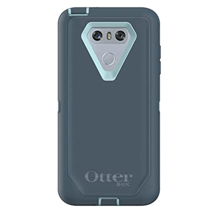 big sale ebda3 abc61 OtterBox DEFENDER SERIES Case for LG G6 - Retail Packaging - MOON RIVER  (BAHAMA BLUE/TEMPEST BLUE)