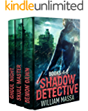 Shadow Detective Supernatural Dark Urban Fantasy Series: Books 4-6 (Shadow Detective Boxset Book 2)