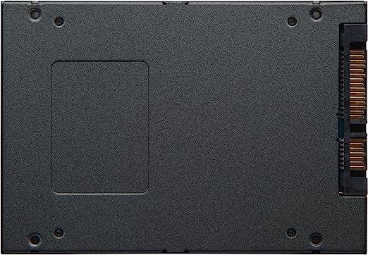 Kingston A400 SSD SA400S37/480G - Disco duro sólido interno 2.5