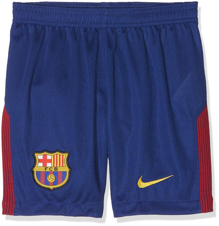 37d38ca687c Amazon.com   NIKE Youth Breathe FC Barcelona Stadium Short  DEEP Royal Blue     Sports   Outdoors