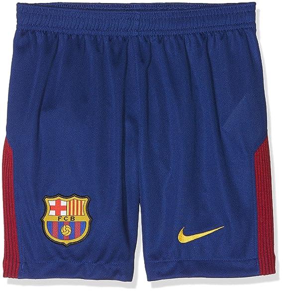Amazon.com: NIKE Youth Breathe FC Barcelona Stadium Short ...