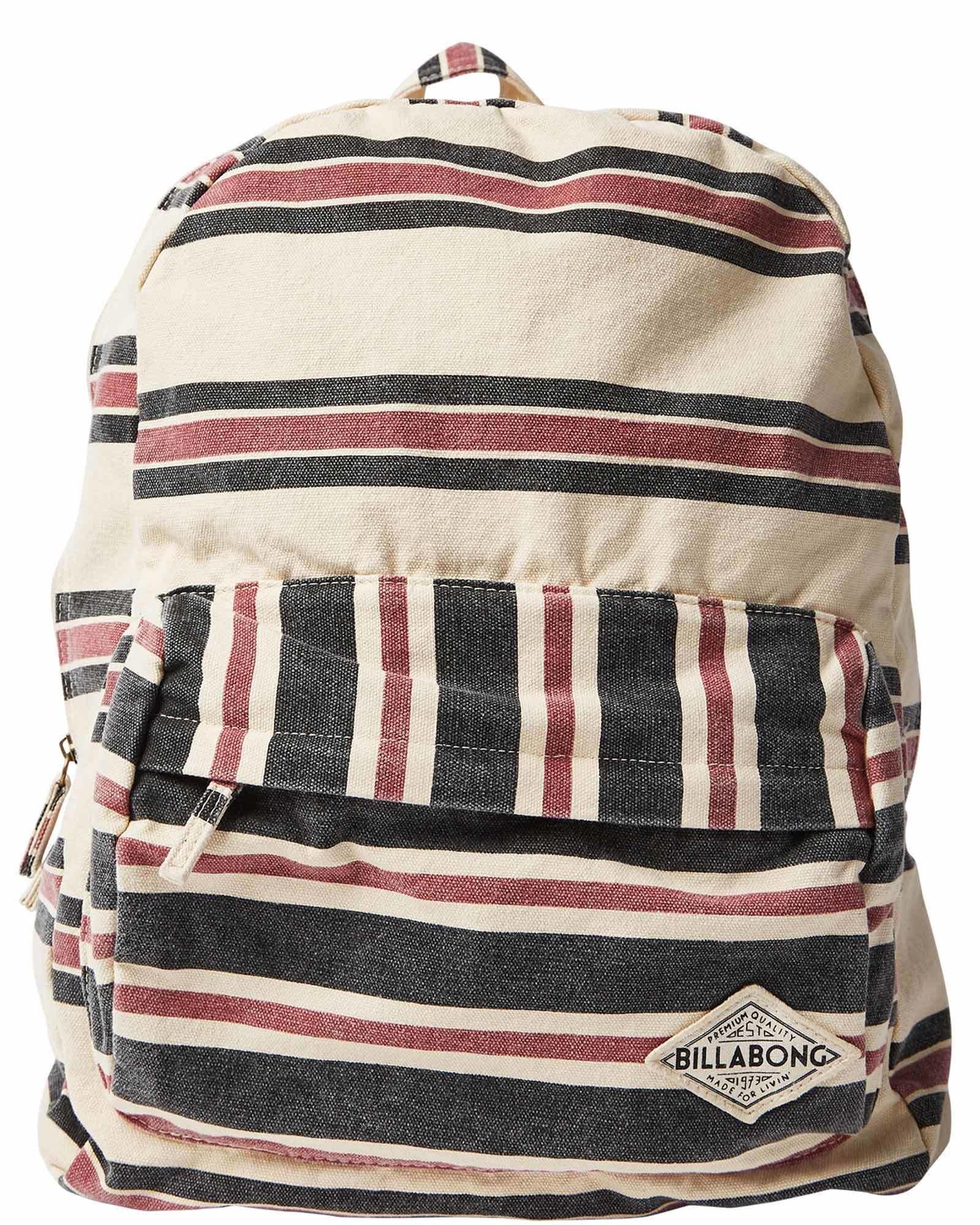 Billabong Women's Hand Over Love Backpack, Cream, ONE