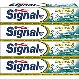 Signal Dentifrice Integral 8 Interdentaire 75ml - lot de 4