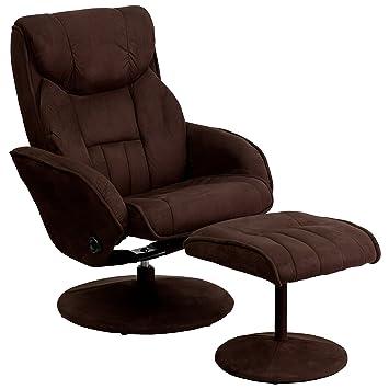 Amazon.com: Flash Muebles sillón reclinable y de microfibra ...