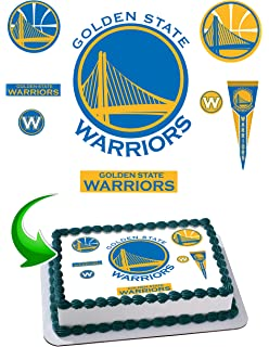 Lovely 24 Kevin Durant Golden State Warriors Cupcake Topper Birthday Kitchen, Dining & Bar Baking Accs. & Cake Decorating