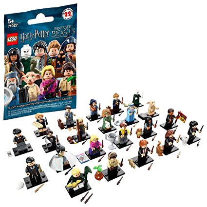 LEGO Minifiguras - Harry Potter™ y Animales Fantásticos (71022)
