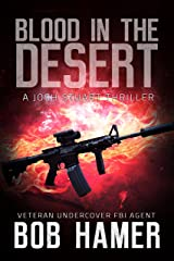 Blood in the Desert (Josh Stuart Thriller Book 3) Kindle Edition