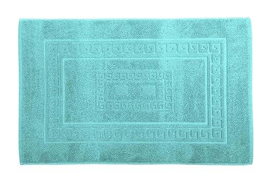 HomeLife – Alfombra de baño Rectangular de algodón – Alfombrilla ...