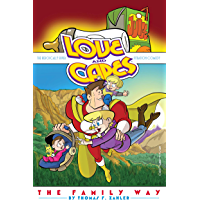Love and Capes: The Family Way (English Edition)